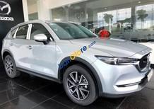 Bán Mazda CX 5 2.5 năm sản xuất 2018, màu bạc