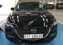 Cần bán xe Mazda 3 FL sản xuất 2017, màu đen như mới