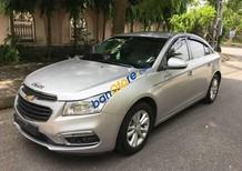 Cần bán gấp Chevrolet Cruze MT sản xuất 2016, màu bạc