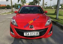 Cần bán xe Mazda 3 sản xuất 2010, màu đỏ, nhập khẩu nguyên chiếc