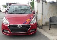 Bán Hyundai Grand i10 sản xuất năm 2018, màu đỏ