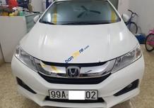 Bán xe Honda City năm sản xuất 2016, màu trắng chính chủ, giá tốt
