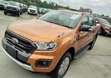 Cần bán xe Ford Ranger Wildtrak 2.0 Bi Turbo 4x4 năm sản xuất 2018, nhập khẩu nguyên chiếc