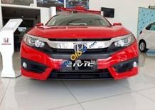 Bán Honda Civic 1.8E CVT I-VTEC năm 2018, màu đỏ, xe nhập
