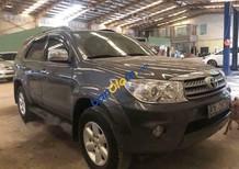Bán Toyota Fortuner sản xuất 2009, màu xám