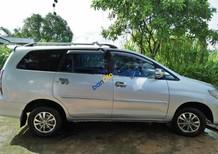 Bán xe Toyota Innova E năm sản xuất 2008, màu bạc chính chủ