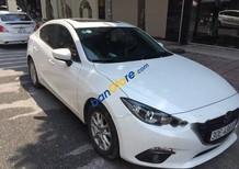 Cần bán gấp Mazda 3 sản xuất năm 2017, màu trắng, 650tr