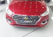 Bán Hyundai Accent 1.4 AT sản xuất 2018, màu đỏ