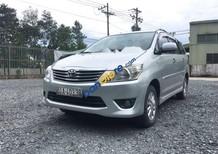 Bán Toyota Innova E sản xuất năm 2014, màu bạc giá cạnh tranh