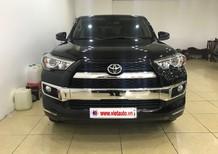Bán Toyota 4 Runner Limited xuất Mỹ màu đen nội thất nâu xe sản xuất 2015 đăng ký 2016 tên tư nhân
