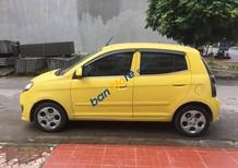 Bán xe Kia Morning năm sản xuất 2012, màu vàng