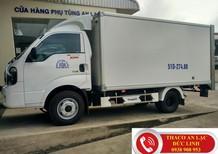 Bán xe tải Kia K250 động cơ Hyundai Hàn Quốc 2018 thùng đông lạnh. Giá 538 triệu đồng