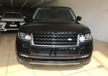 Bán LandRover Range Rover HSE 2015, màu đen, nhập khẩu nguyên chiếc, đăng ký 2016
