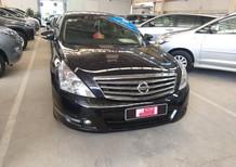 Bán Nissan Teana 2010 số tự động, màu đen, giá 540tr