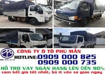 Bán xe tải Isuzu 1 tấn 9, chất lượng vượt trội, giá rẻ trong tháng