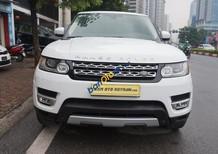 Bán LandRover Range Rover Sport HSE sản xuất năm 2015, màu trắng, nhập khẩu nguyên chiếc