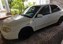 Cần bán lại xe Kia Spectra sản xuất năm 2004, màu trắng, xe nhập xe gia đình