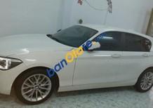 Cần bán gấp BMW 1 Series 1.6 AT năm sản xuất 2013, màu trắng chính chủ
