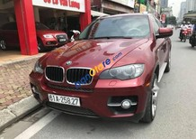 Bán ô tô BMW X6 sản xuất 2008, màu đỏ, giá chỉ 810 triệu