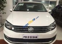 Cần bán Volkswagen Polo năm 2016, màu trắng, nhập khẩu, giá 650tr