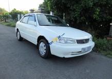 Cần bán gấp Toyota Corolla sản xuất 2000, màu trắng giá cạnh tranh