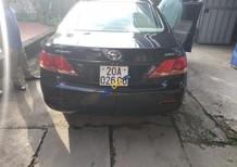 Cần bán lại xe Toyota Camry 2.4G năm sản xuất 2007, màu đen chính chủ, giá 560tr