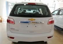 Chevrolet Trailblazer 2018 hỗ trợ vay tối đa thủ tục rất đơn giản, nhận xe liền