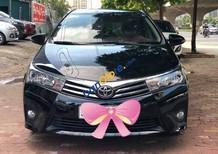 Bán Toyota Corolla altis AT năm 2016, màu đen như mới