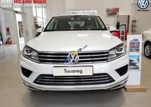 Bán Volkswagen Touareg năm sản xuất 2016, màu trắng, nhập khẩu nguyên chiếc