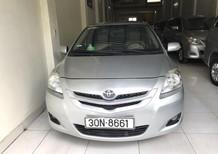 Cần bán Toyota Vios 1.5 E 2008, màu bạc, giá 345tr