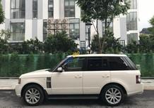 Bán lại xe LandRover Range Rover Supercharged 5.0 sản xuất 2011, màu trắng, nhập khẩu