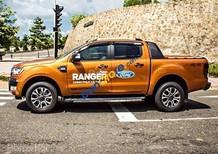 Bán Ford Ranger 2.0 biburbo Wildtrak sản xuất năm 2018, nhập khẩu
