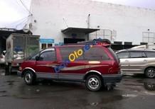 Cần bán xe Toyota Previa năm 1991, màu đỏ