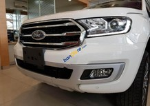Bán xe Ford Everest Titanium 2.0L 4x4 AT Bi-Turbo 2018, màu trắng, nhập khẩu