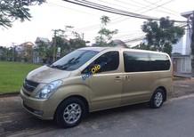 Cần bán gấp Hyundai Starex năm 2010, màu vàng, nhập khẩu