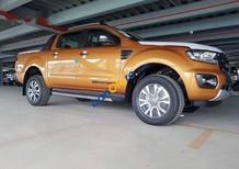 Bán Ford Ranger Wildtrak 2.0 Bi-Turbo năm sản xuất 2018, nhập khẩu