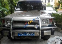 Bán Mitsubishi Pajero năm sản xuất 1996, nhập khẩu, giá chỉ 125 triệu