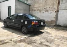 Xe Toyota Vios 1.5 MT năm 2005, màu đen như mới