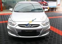 Bán xe Hyundai Accent GDI 1.6AT năm sản xuất 2010, màu bạc, nhập khẩu
