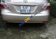 Cần bán lại xe Toyota Vios sản xuất 2009, màu xám, giá chỉ 295 triệu
