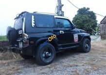 Cần bán lại xe Ssangyong Korando năm sản xuất 2002, màu đen, giá chỉ 159 triệu