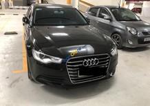 Cần bán xe Audi A6 sản xuất năm 2011, màu đen, nhập khẩu xe gia đình