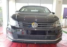 Bán Volkswagen Polo sản xuất năm 2016, màu đen, nhập khẩu nguyên chiếc