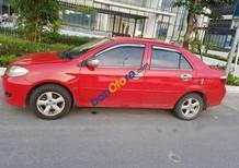 Bán xe Toyota Vios sản xuất năm 2006, màu đỏ chính chủ, giá tốt