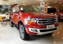 Cần bán Ford Everest Bi-Turbo 4WD năm 2018, màu đỏ, nhập khẩu