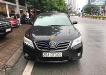 Cần bán lại xe Toyota Camry LE năm sản xuất 2010, màu đen, nhập khẩu nguyên chiếc