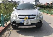 Bán Chevrolet Captiva sản xuất năm 2007, màu bạc, 289 triệu