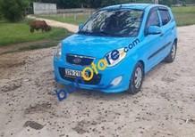 Cần bán lại xe Kia Morning MT năm sản xuất 2012, màu xanh lam, 150tr