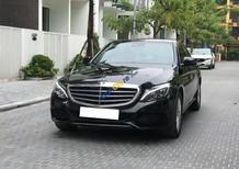 Cần bán Mercedes C250 Exclucive sản xuất 2016, màu đen