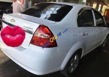 Xe Chevrolet Aveo MT năm 2017, màu trắng như mới